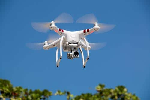 Drones at Gatwick Airport