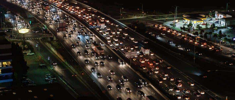 transport Strike in France