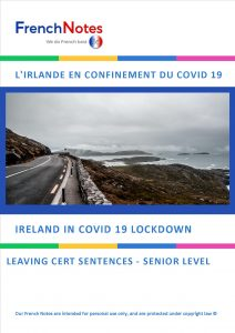 IRELAND IN COVID 19 LOCKDOWN