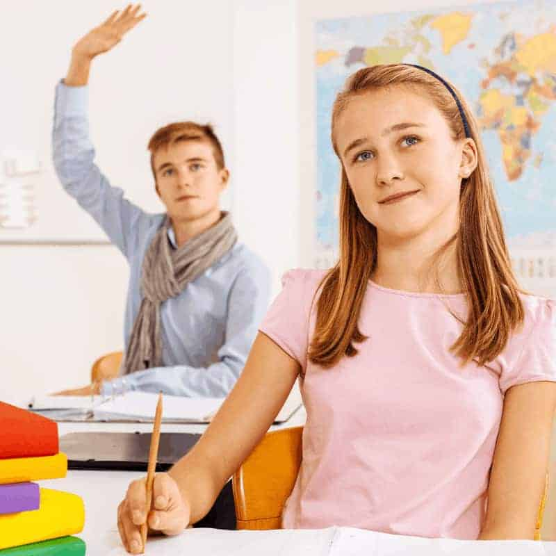 Junior Certificate French Resources