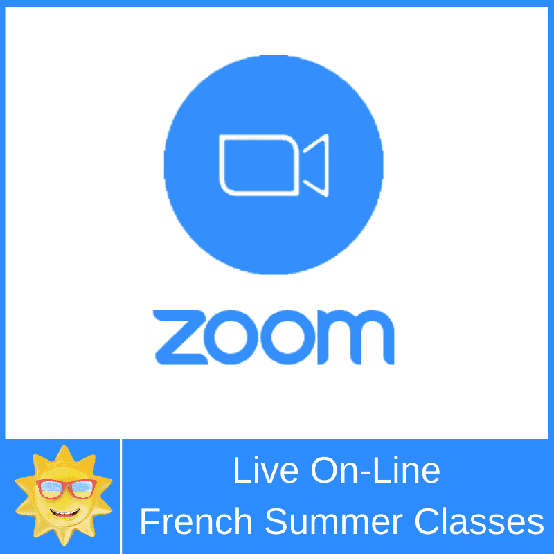 French Online summer classes